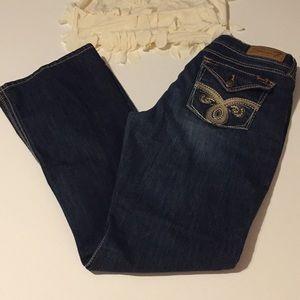 7FAMK jeans sz12